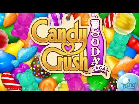 Candy Crush Saga In Real Life