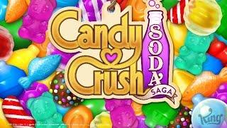 Обзор игры Candy Crush Soda Saga [King] - Требует больше доната, чем оригинал 6/10