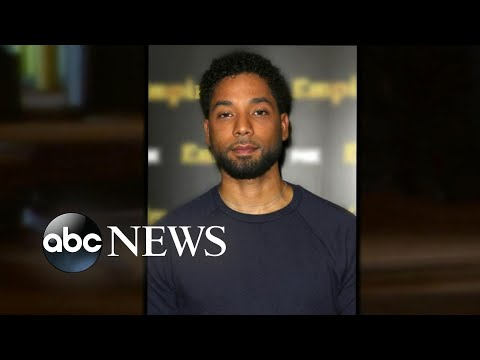 'Empire' star Jussie Smollett charged in alleged racist attack case