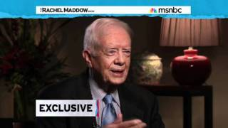 Jimmy Carter on the Future of the Middle East