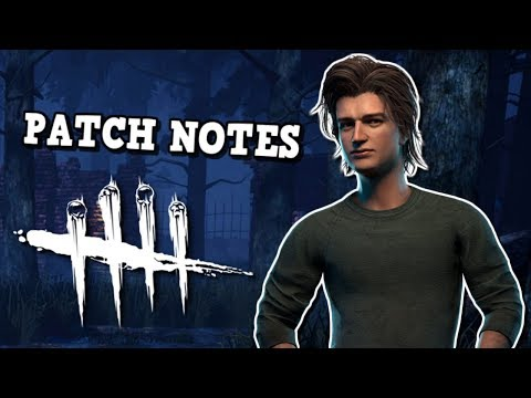 Stranger Things Chapter & Patch Notes! | Dead by Daylight |