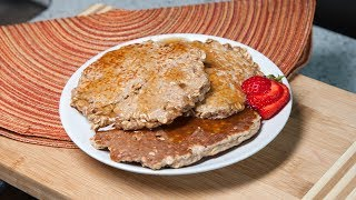 Oatmeal Protein Pancakes | Quick Healthy Recipes
