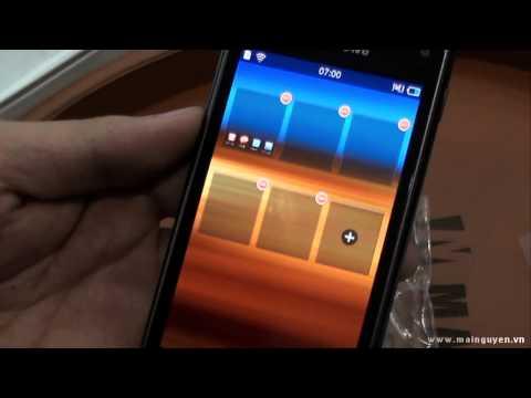 Khui hộp Samsung Wave 3 - www.mainguyen.vn