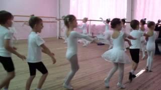 ХБШ открытый урок. Дети 5-6 лет. ч1
