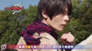 Kamen Rider Build Rabbit Tank Sparkling New Arc 2018 (HD) thumbnail