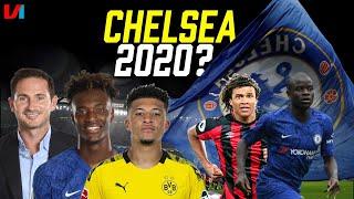 CHELSEA 2020: 'Oude Garde Verkopen & Sancho Als Dé Engelse Ster van De Toekomst Kopen'