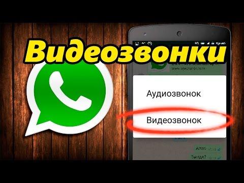 Активируем Видеозвонок в WhatsApp (инструкция)