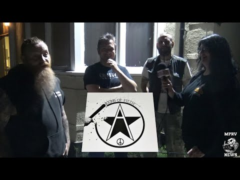 🎧 ICONS OF FILTH Live & Interview (1/2) Crust Punk - June 2017 - MPRV News