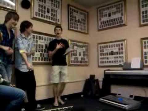 Seminole High School Chorus Rap