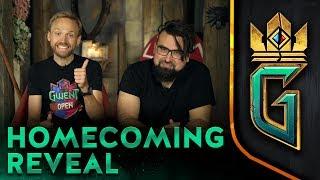 homecoming vlog