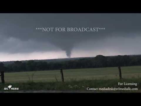 Eustace, TX   Violent Tornado   4 29 2017 NFB