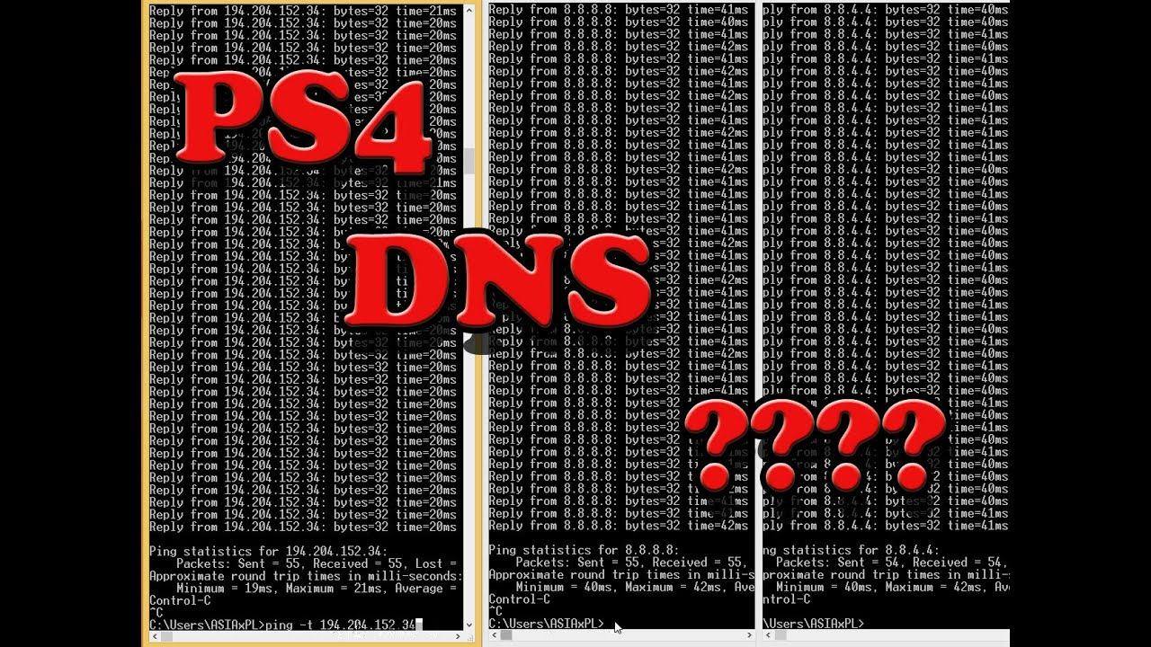 Jak ustawić DNS dla PS4