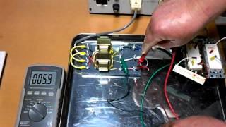 単相三線式の配電の対地電圧について説明致します。