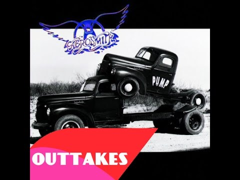 Aerosmith Outtakes From Pump Album Part 1/2