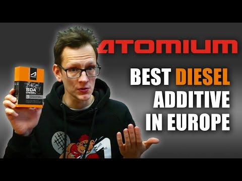 What is the best additive for diesel fuel? ATOMIUM APROHIM SDA (Russian version)