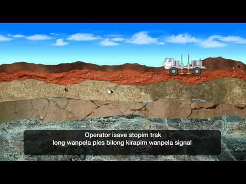 Seismic Imaging Animation