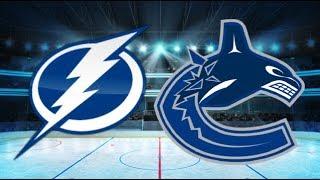 Tampa Bay Lightning vs Vancouver Canucks (4-2) – Feb. 3, 2018   Game Highlights   NHL 2018