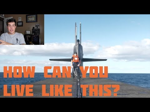 Reacting to Life Aboard US Navy Ballistic Missile Submarine