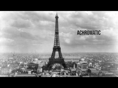 Achromatic - Art Vocab Definition