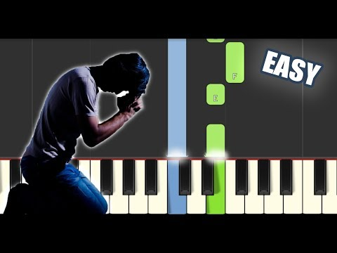 All To Jesus I Surrender | EASY PIANO TUTORIAL by Betacustic