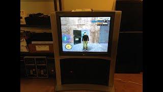 "Sony VEGA FD Trinitron 32"" Television Model KV-32HS500 Overview"