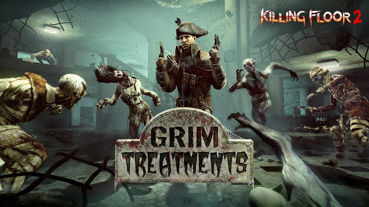 Killing Floor 2 Halloween Event 2020 Killing Floor 2: Grim Treatments Trailer   YouTube