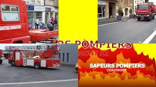 SAPEURS POMPIERS DE CHAUMONT/ARCHIVES