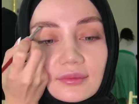 Кавказский макияж 💄 Or Корейский макияж?!