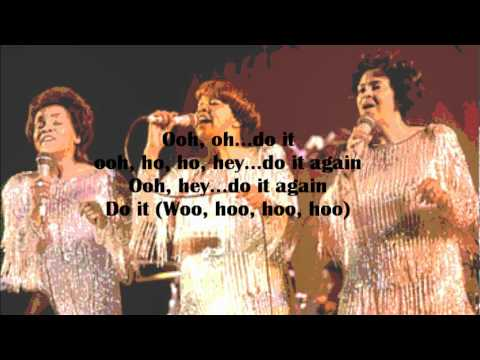 The Staple Singers- Let's Do It Again lyrics