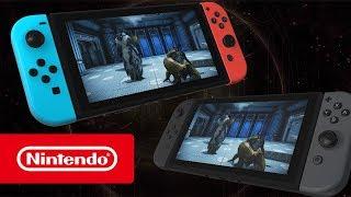 Warframe - Launch Trailer (Nintendo Switch)