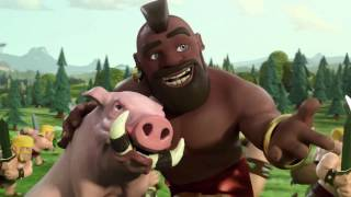 Clash of clans - Clan wars Commercial (try to find the 3 easter eggs)