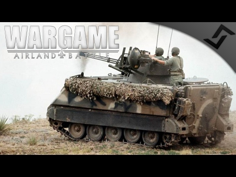 Pushed Back! - Wargame: AirLand Battle - Fortress Oslo PVP Campaign NATO #2