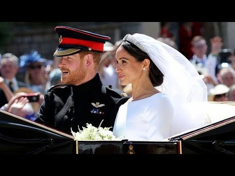 The Royal Wedding was paid for with slave labor