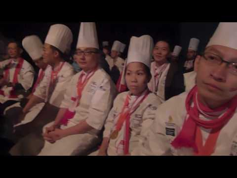 Luxembourg Culinary World Cup 2014 Champion