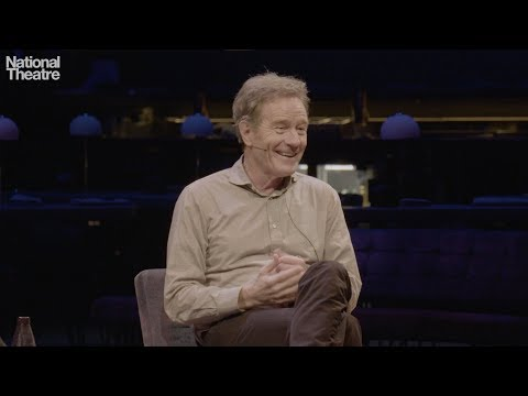 National Theatre: In Conversation with Bryan Cranston