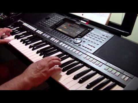 house of the rising sun yamaha psr s970 youtube. Black Bedroom Furniture Sets. Home Design Ideas