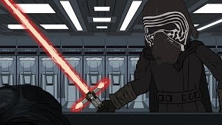 """Star Wars: The Force Awakens Parody 