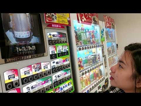 กาแฟดริปสด ตู้กดกาแฟสดที่ญี่ปุ่นอร่อย ร้อนๆหอมๆ
