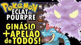 Pokémon Eclat Pourpre (Detonado - Parte 18) - Ginásio Mais Apelão com Creepypasta!