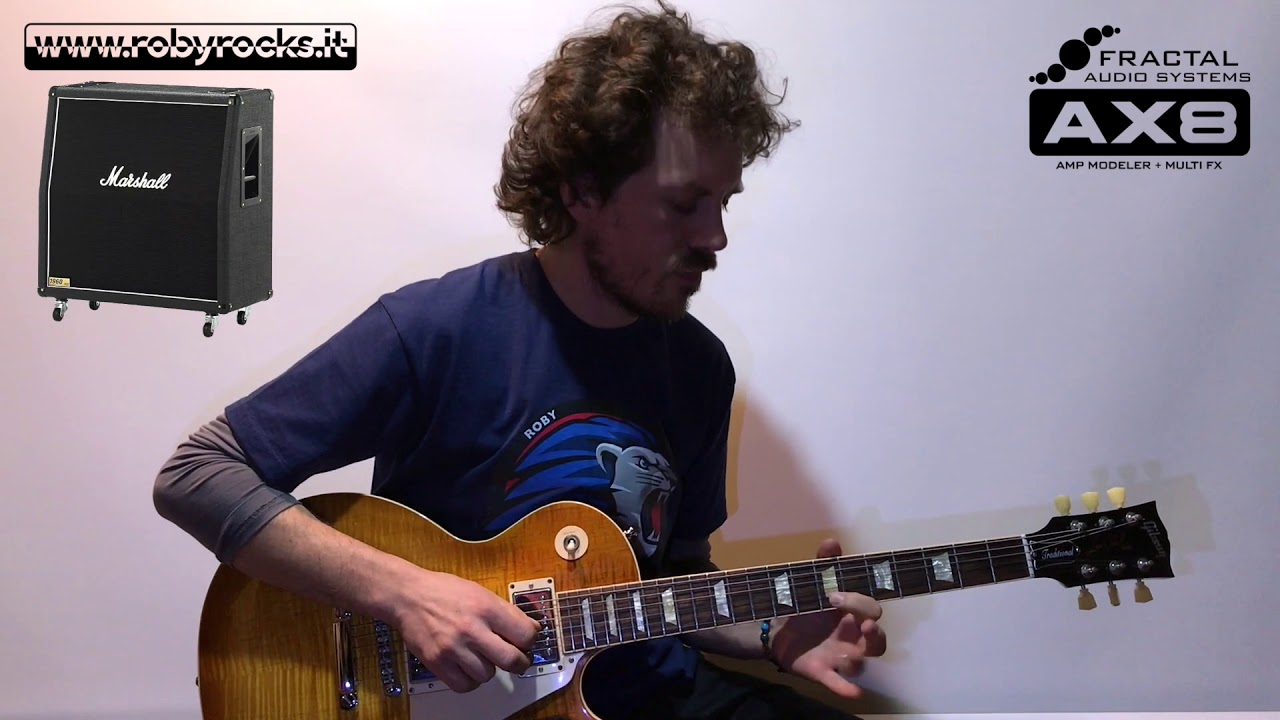 AC/DC - Angus Young Preset | Fractal Audio Systems Forum