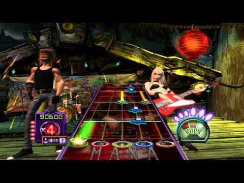 Guitar Hero 3 ZV MANÁ - Me Vale