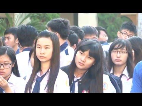 Trường THPT chuyên Nguyễn Thị Minh Khai 20 năm xây dựng và phát triển