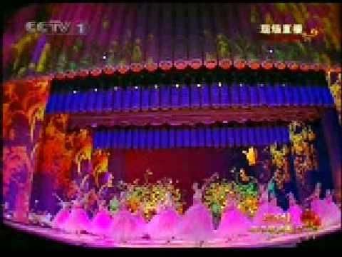 十、舞蹈《蝶恋花》领舞:孙锐