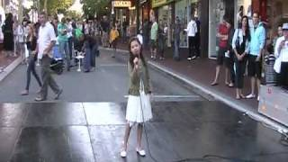 Alexandra Burke ~ Hallelujah cover ~ Jasmine Clarke (11 yrs)