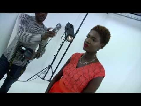 Shooting Rokhaya Diallo pour AMINA