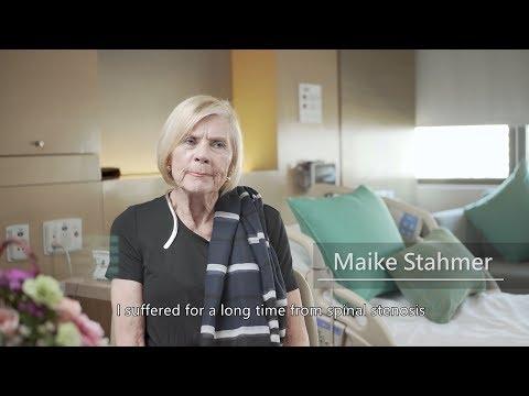 Spine Surgery Patient Testimonial Video | Bumrungrad Hospital Bangkok Thailand