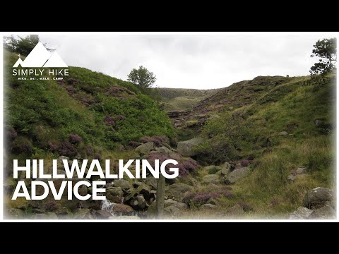 Hillwalking Advice