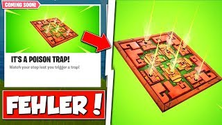 """New """"GIFTFALLE"""" in FORNITE is coming!! 