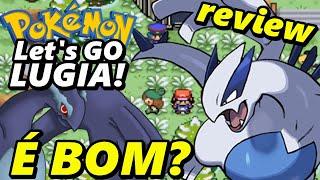 Vale a Pena jogar Pokémon Let's Go LUGIA?