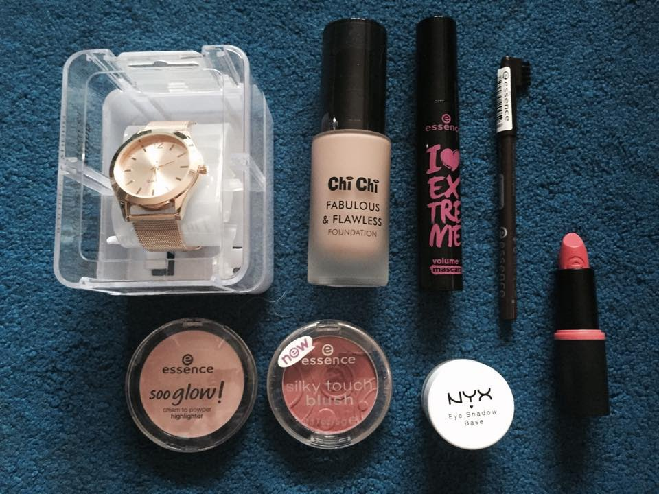 Target Australia Makeup Haul Chi Revlon Essence And More You